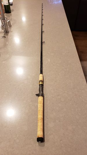 """BROWNING VECTRA VTC66H 6'6"""" 12-25 LB LINE FISHING POLE GREAT CONDITION! for Sale in Ridgefield, WA"""