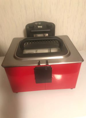 2basket deep fryer paid 200.00 never used asking 50.00 for Sale in Moreauville, LA