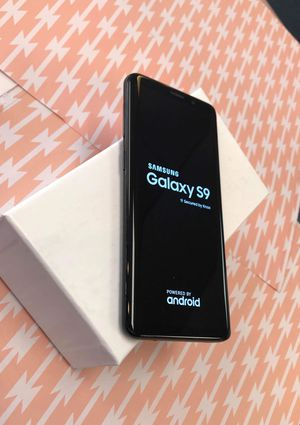 Samsung Galaxy S9 64GB Unlocked Excellent Condition for Sale in Raleigh, NC