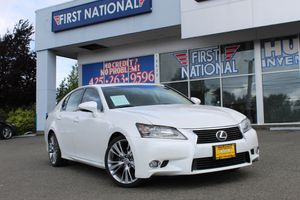 2014 Lexus GS 350 for Sale in Everett, WA