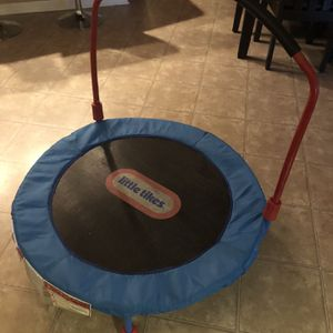 Little Tikes Trampoline for Sale in Indianapolis, IN