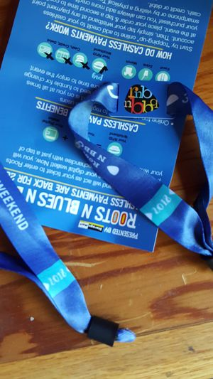 3 day pass to Roots N Blues. Columbia MO for Sale in Kenesaw, NE