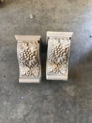 2 piece wall shelves for Sale in Fresno, CA