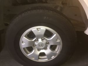 Toyota Tacoma stock tires and rims for Sale in Issaquah, WA
