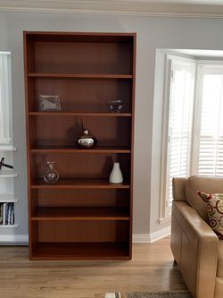 Bookshelves For Home Library (there are 4 units) for Sale in San Marino,  CA