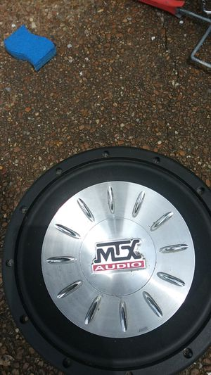 Mtx audio speaker for Sale in Mount Juliet, TN
