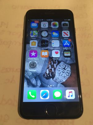 IPhone 6 for Sale in Garland, TX