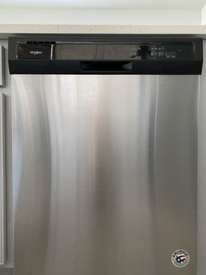 Whirlpool Heavy-Duty Dishwasher with 1-Hour Wash Cycle for Sale in Lutz, FL