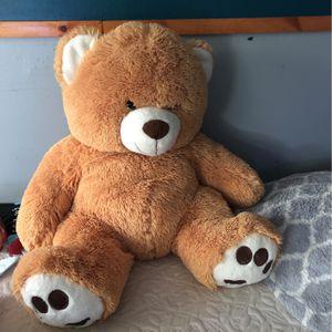 Large Size Teddy Bear for Sale in Lumberton, NJ