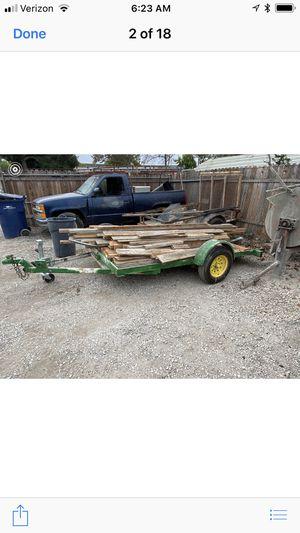 Tilt bed trailer for Sale in Santa Maria, CA
