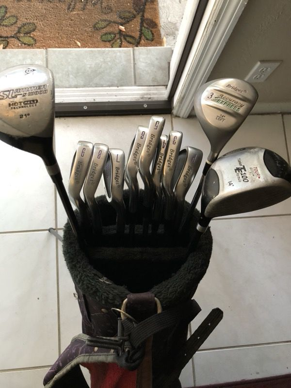 Golf clubs MID-SIZE