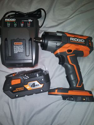 Octane Brushless 18v 4-Mode Impact Wrench for Sale in Madison Heights, MI