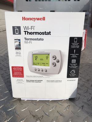 Honeywell wi-if thermostat for Sale in Charlotte, NC