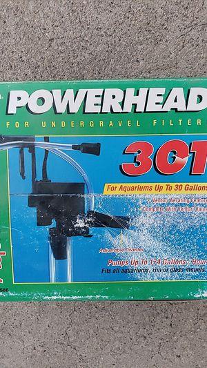 Aqua clear powerhead 301 for Sale in Dinuba, CA