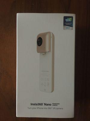 Insta 360 nano for Sale in San Diego, CA