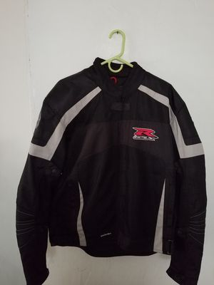 Motorcycle helmet and jacket and vest for Sale in Philadelphia, PA