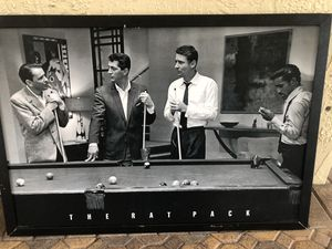 The Rat Pack picture frame for Sale in Port St. Lucie, FL