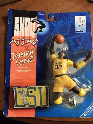Shaq Collectible (unopened) for Sale in Middletown, CT