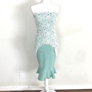 Light Blue Off the Shoulder Evening Dress Sleeveless Elegant Prom, Wedding, Gala, Dinner for Sale in Fort Lauderdale, FL
