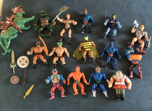 Masters of the Universe Action Figures for Sale in San Leandro, CA