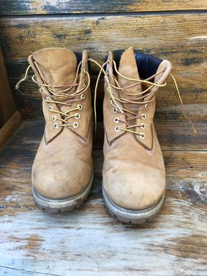 Levi's work boots - size 10 for Sale in Denver, CO