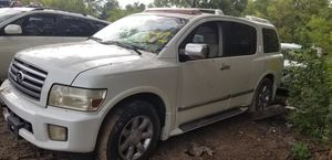 05 Infiniti QX56***PARTS*** for Sale in Fort Worth, TX