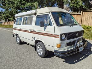 1985 ASI WESTFALIA VANAGON W/SUBARU 2.5 ENGINE for Sale in Edmonds, WA