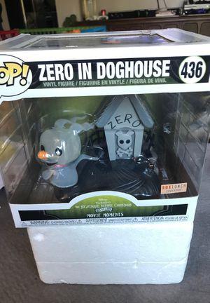 Zero in Doghouse Funko pop! NIB for Sale in West Linn, OR