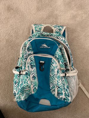 High Sierra laptop backpack for Sale in Leesburg, VA