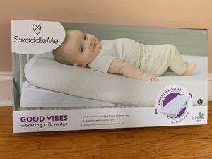 Swaddle Me Good Vibes Vibrating Crib Wedge for Sale in MERRIONETT PK, IL