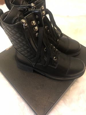 CC Boots Genuine Leather Sz 37 for Sale in Glen Burnie, MD