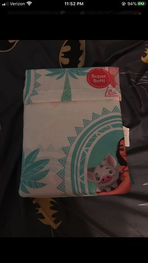 Moana New Full size sheets for Sale in Gaithersburg, MD