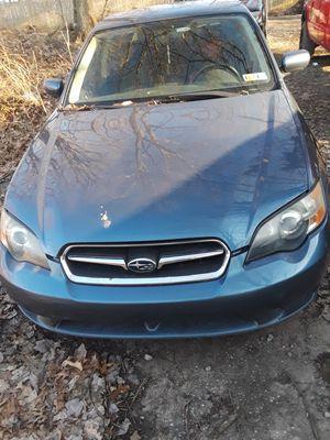 05 Subaru legacy for Sale in Greensburg, PA