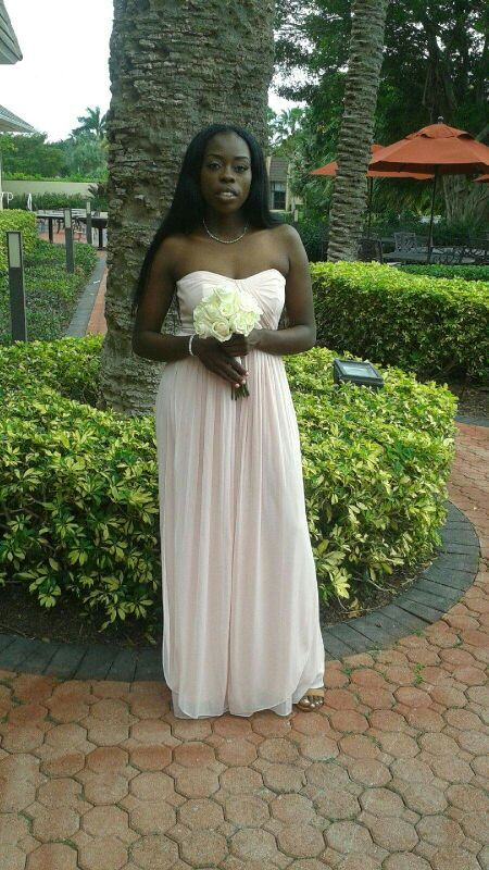 Bridal dress....light pink
