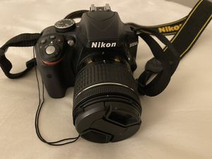 Nikon DSLR D3300 Camera Bundle for Sale in New York, NY