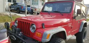 2002 Jeep Wrangler TJ for Sale in Brighton, CO