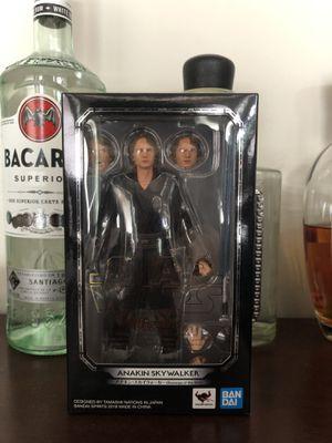 SH Figuarts Anakin Skywalker for Sale in Davie, FL