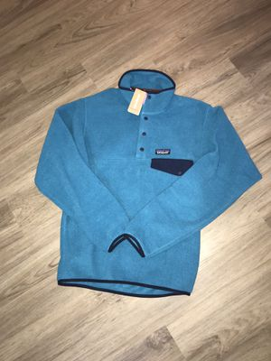 Patagonia quarter button fleece pull over for Sale in Troy, MI