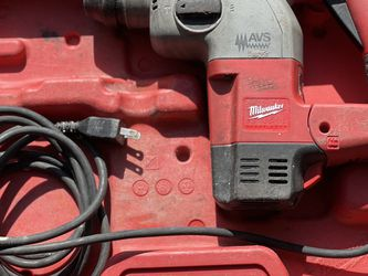 """Milwaukee 5363-21 Corded SDS 1"""" Rotary Hammer Drill with case for Sale in Blue Bell,  PA"""