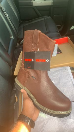 Wolverine Steel Toe Boots for Sale in Spring, TX