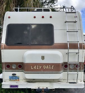 1985 Lazy Daze Class C RV Motorhome for Sale in North Fort Myers, FL
