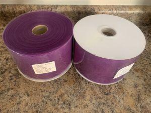 Tulle Purple for Sale in Clovis, CA