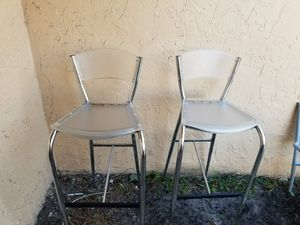 2 bar stools for Sale in Tamarac, FL