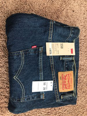 Levi jeans size 50 by 29 for Sale in Menifee, CA