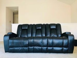 Powered reclining sofa for Sale in Dublin, OH