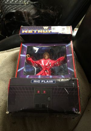 Exclusive Ric Flair Figure for Sale in Arlington, TX
