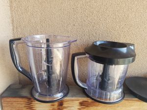 Ninja 48oz. Pitcher and 40oz. Bowl for Sale in San Diego, CA