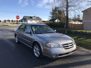 2002 Nissan Maxima 230k for Sale in Tacoma, WA