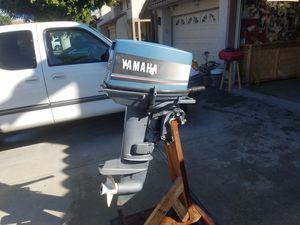 Yamaha 25hp outboard motor for Sale in Huntington Beach, CA