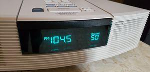 Bose Wave Radio AWR1-1W AM / FM Radio Alarm Clock for Sale in Albuquerque, NM